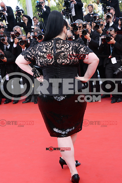 """Beth Ditto attending the """"De Rouille et D'os"""" Premiere during the 65th annual International Cannes Film Festival in Cannes, 17th May 2012...Credit: Timm/face to face /MediaPunch Inc. ***FOR USA ONLY***"""