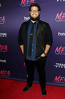 """LOS ANGELES - OCT 2:  Charley Koontz at the """"M.F.A."""" Premiere at the The London West Hollywood on October 2, 2017 in West Hollywood, CA"""