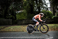 Anna van der Breggen (NED/Boels-Dolmans) on her way to silver<br /> Elite Women Individual Time Trial<br /> <br /> 2019 Road World Championships Yorkshire (GBR)<br /> <br /> ©kramon