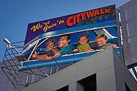 Universal City Walk, Sign, Los Angeles, CA