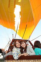 20141203 03 December Hot Air Balloon Cairns