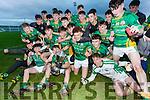 St Brendan's, Killarney win the Corn Ui Mhuiri at Austin Stack Park on Saturday