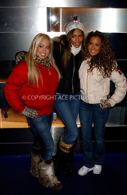 WWW.ACEPIXS.COM . . . . . ....NEW YORK, DECEMBER 6, 2005....The Cheetah Girls at the Nokia Theater unveiling the Holiday Marquee.....Please byline: KRISTIN CALLAHAN - ACEPIXS.COM.. . . . . . ..Ace Pictures, Inc:  ..Philip Vaughan (212) 243-8787 or (646) 679 0430..e-mail: info@acepixs.com..web: http://www.acepixs.com