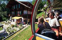 Brienzer Rothorn-Bahn im Berner Oberland, Schweiz