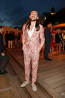 Riccardo Simonetti attending the 'Magnum x Rita Ora' Party during the 72nd Cannes Film Festival on May 16, 2019 in Cannes, France