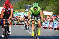 Vuelta stage 18