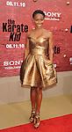 "WESTWOOD, CA. - June 07: Jada Pinkett Smith arrives at ""The Karate Kid"" Los Angeles Premiere at Mann Village Theatre on June 7, 2010 in Westwood, California."