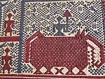 PALEPAI SHIP CLOTH FROM SUMATRA.