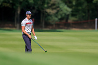 Henrik Stenson (SWE) during the pro-am at the WGC HSBC Champions, Sheshan Golf Club, Shanghai, China. 30/10/2019.<br /> Picture Fran Caffrey / Golffile.ie<br /> <br /> All photo usage must carry mandatory copyright credit (© Golffile | Fran Caffrey)