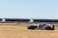 12th January 2020; The Bend Motosport Park, Tailem Bend, South Australia, Australia; Asian Le Mans, 4 Hours of the Bend, Race Day; The number 16 Astro Veloce Motorsports GT driven by Zhang Yaqi, Zhiwei Lu, Chen Weian during the race - Editorial Use