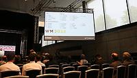 WM Kader wird bekanntgegeben - 15.05.2018: Vorläufige WM-Kaderbekanntgabe, Deutsches Fußballmuseum Dortmund