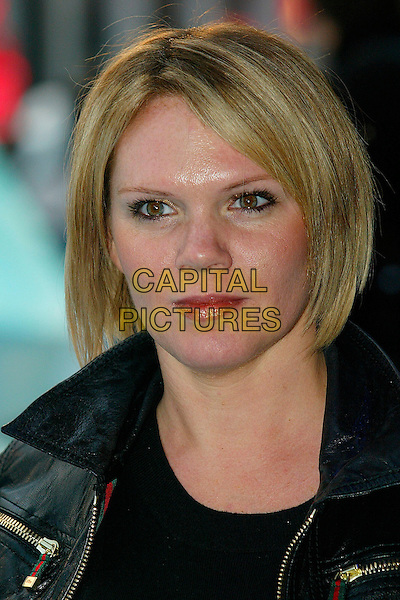"LOUISE ADAMS.At The European Film Premiere of ""Happy Feet"",.Empire Leicester Square, London, England,.November 26th 2006..portrait headshot .CAP/DAR.©Darwin/Capital Pictures"