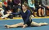Gillian Murphy of Massapequa performs her floor routine during a Nassau County varsity gymnastics meet against Plainview JFK at McKenna Elementary School on Monday, Feb. 1, 2016. She scored an 8.8 in the event.