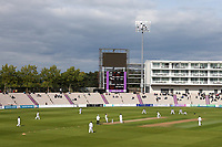 General view of play during Hampshire CCC vs Essex CCC, Specsavers County Championship Division 1 Cricket at the Ageas Bowl on 20th September 2017