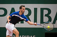ALBERT RAMOS-VINOLAS (ESP)<br /> <br /> TENNIS - FRENCH OPEN - ROLAND GARROS - ATP - WTA - ITF - GRAND SLAM - CHAMPIONSHIPS - PARIS - FRANCE - 2016  <br /> <br /> <br /> <br /> &copy; TENNIS PHOTO NETWORK