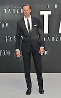 Alexander Skarsgard at the &quot;The Legend of Tarzan&quot; European film premiere, Odeon Leicester Square, Leicester Square, London, England, UK, on Tuesday 05 July 2016.<br /> CAP/CAN<br /> &copy;Can Nguyen/Capital Pictures /MediaPunch ***NORTH AND SOUTH AMERICAS ONLY***