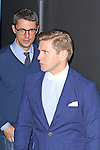 Allen Leech and Matthew Goode during the Photo Call for 'The Imitation Game' at the the tiff Bell Lightbox during the 2014 Toronto International Film Festival on September 9, 2014 in Toronto, Canada.