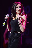 SUNRISE, FL - DECEMBER 08: Cher Lloyd performs onstage during the Y100's Jingle Ball 2012 at the BB&T Center on December 8, 2012 in Miami.  Credit: mpi04/MediaPunch Inc. /NortePhoto