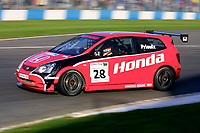 Round 10 of the 2002 British Touring Car Championship. #28 Andy Priaulx (GBR). Honda Racing. Honda Civic Type-R.