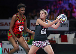 29/10/17 Fast5 2017<br /> Fast 5 Netball World Series<br /> Hisense Arena Melbourne<br /> 5/6 Malawi v South Africa<br /> <br /> Maryka Holtzhausen<br /> <br /> <br /> <br /> <br /> Photo: Grant Treeby