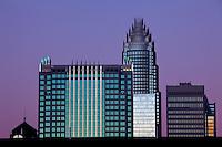 Charlotte NC architecture