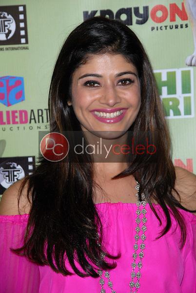 """Pooja Batra<br /> at the """"Delhi Safari"""" North American Premiere, Pacific Theaters, Los Angeles, CA 12-03-12<br /> David Edwards/DailyCeleb.com 818-249-4998"""
