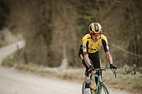 Taco van der Hoorn (NED/Jumbo-Visma)<br /> <br /> Team Jumbo-Visma race reconnaissance 1 day prior to the 13th Strade Bianche 2019 (1.UWT)<br /> One day race from Siena to Siena (184km)<br /> <br /> ©kramon