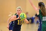 NELSON, NEW ZEALAND - MAY 6: Saturday Netball, May 6, 2017, Saxton Stadium, Nelson, New Zealand. (Photo by: Barry Whitnall Shuttersport Limited)