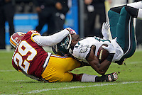 Philadelphia Eagles vs Washington Redskins at FedEx Field