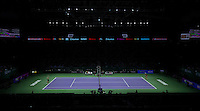AMBIENCE<br /> <br /> The BNP Paribas WTA Finals 2014 - The Sports Hub - Singapore - WTA  2014  <br /> <br /> 23 October 2014<br /> <br /> &copy; AMN IMAGES