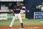 Seiichi Uchikawa (JPN), .February 26, 2013 - WBC : .2013 World Baseball Classic, Exhibithion Game .match between Japan 0-1 Hanshin Tigers  .at Kyocera Dome, Osaka, Japan..(Photo by AJPS/AFLO SPORT)