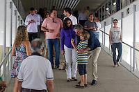 BELO HORIZONTE,MG, 02.10.2016 – ELEIÇÕES-BH – O candidato João Leite chega para votar no Colégio Milton Campos, no bairro de Lourdes, em Belo Horizonte (MG), na manhã deste domingo (2). (Foto: Doug Patricio/Brazil Photo Press)