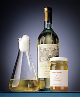 ORGANIC REDOX REACTION: MAKING WINE VINEGAR<br />