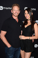 LOS ANGELES, CA - AUGUST 4: Ian Ziering, Erin Kristine Ludwig at the 4Moms launch of the world's first self-installing car seat at Petersen Automotive Museum in Los Angeles, California on August 4, 2016. Credit: David Edwards/MediaPunch