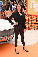 Andrea McLean at the premiere of &quot;The Nice Guys&quot; at the Odeon Leicester Square, London.<br /> May 19, 2016  London, UK<br /> Picture: Steve Vas / Featureflash