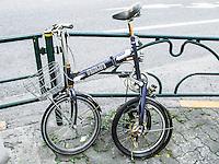 Arun Bike in Ota, Japan 2014.
