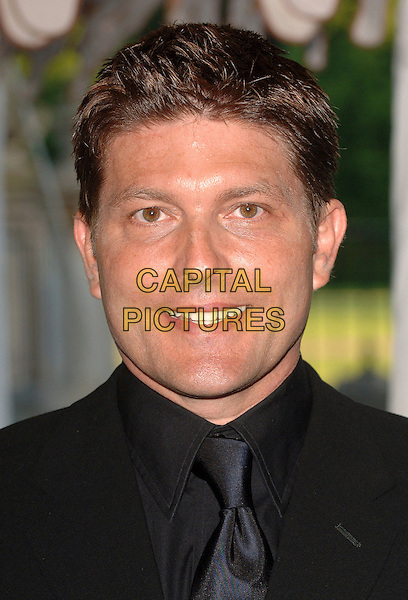 KENNY GOSS.The RAISA Gorbachev Foundation Russian Ball, Althorp House, Northamptonshire, UK..June 10th, 2006.Ref: BEL.headshot portrait .www.capitalpictures.com.sales@capitalpictures.com.© Capital Pictures.