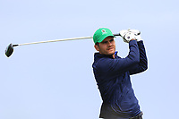 Paul Murphy (Rosslare) on the 10th tee during Round 4 of The East of Ireland Amateur Open Championship in Co. Louth Golf Club, Baltray on Monday 3rd June 2019.<br /> <br /> Picture:  Thos Caffrey / www.golffile.ie<br /> <br /> All photos usage must carry mandatory copyright credit (© Golffile | Thos Caffrey)