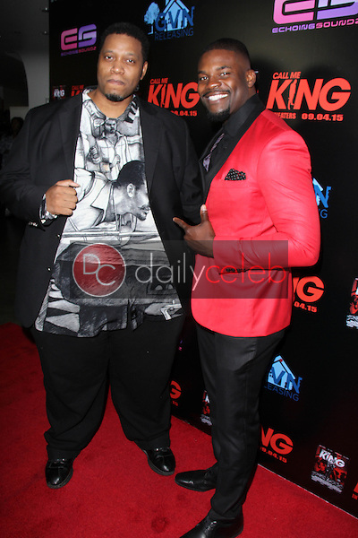 R.L. Scott, Amin Joseph<br />