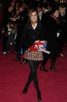 "Tpt retro set found dead today <br /> <br /> Tara Palmer Tompkinson<br /> Arrives at the Empire Leicester Square for the ""St.Trinians"" world premiere, London<br /> ©Ash Knotek  D1493 10/12/2007<br /> Contact:  snappers@mac.com"