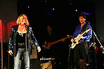 Kim Zimmer & Bradley Cole perform at the 5th Annual Rock show for charity to benefit the American Red Cross on October 9, 2009 at the American Red Cross Headquarters, New York City, New York. (Photos by Sue Coflin/Max Photos)