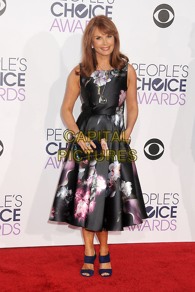 6 January 2016 - Los Angeles, California - Roma Downey. People's Choice Awards 2016 - Arrivals held at The Microsoft Theater. <br /> CAP/ADM/BP<br /> &copy;BP/ADM/Capital Pictures