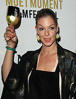5 January 2018 - Los Angeles, California - Pollyanna McIntosh. Moet &amp; Chandon Celebrates the 3rd Annual Moet Moment Film Festival Golden Globes Week held at Poppy in Los Angeles. <br /> CAP/ADM<br /> &copy;ADM/Capital Pictures