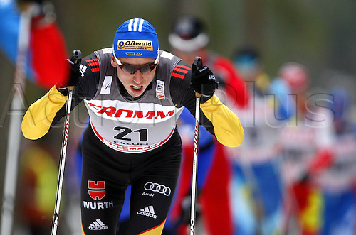 17 03 2012   Falun Sweden Ski Nordic Cross-country skiing FIS World Cup 15km Mass start  classic Picture shows Tim Tscharnke ger