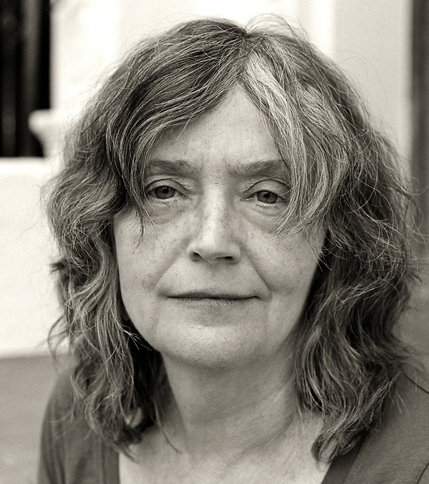 Alice Notley, 2010.  Poet.