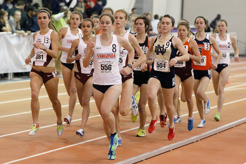 Virginia's Sarah Fakler (556)