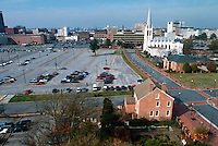 1994 November 15..Redevelopment..Macarthur Center.Downtown North (R-8)..VIEW FROM ROTUNDA BUILDING...NEG#.NRHA#..