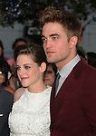 "LOS ANGELES, CA. - June 24: Kristen Stewart and Robert Pattinson arrive to the premiere of ""The Twilight Saga: Eclipse"" during the 2010 Los Angeles Film Festival at Nokia Theatre L.A. Live on June 24, 2010 in Los Angeles, California."