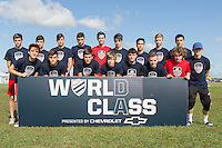 Lakewood Ranch, FL. - Friday, December 5, 2015: U.S. Soccer Development Academy Winter Showcase and Nike International Friendlies at Premier Sports Campus.
