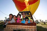 20151118 November 18 Hot Air Balloon Gold Coast